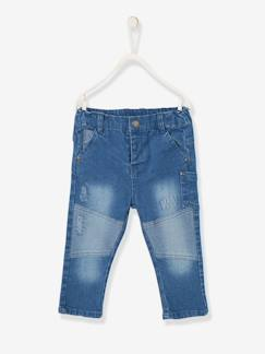 Babymode-Hosen & Jeans-Slim-Fit-Jeans, Destroyed-Look