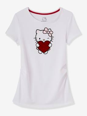 Image of Umstands-Shirt, HELLO KITTY weiß Gr- 36/38