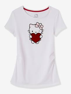 Umstandsmode-Umstands-Shirt Hello Kitty®, bedruckt