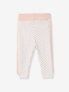 Happy Price-2er-Pack Leggings Baby Mädchen