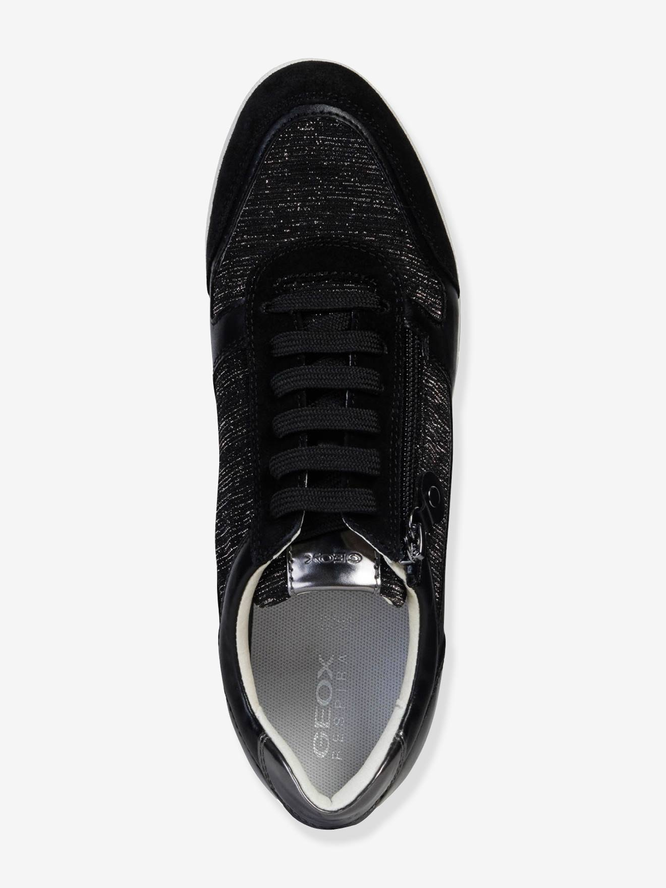 Geox Avery schwarz Damen Sneaker Neues Produkt Rabatte