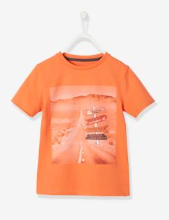Sale-Boutique-Jungen T-Shirt mit Fotoprint