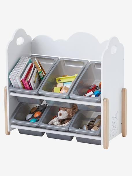 Vertbaudet Kinderzimmer-Regal ,,Wolke\