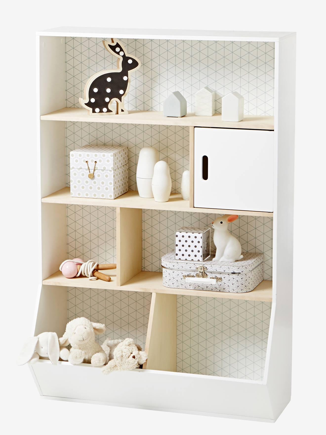 Regal Für Kinderzimmer   Weiß/natur   1