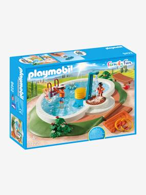 "Image of PLAYMOBIL® Family Fun ""Swimmingpool"""