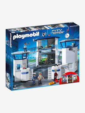 "Image of PLAYMOBIL® City Action 6919 ""Playmobil Polizeizentrale mit Gefängnis"""