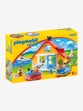 "Image of PLAYMOBIL® 1-2-3 ""Ferienhaus"""