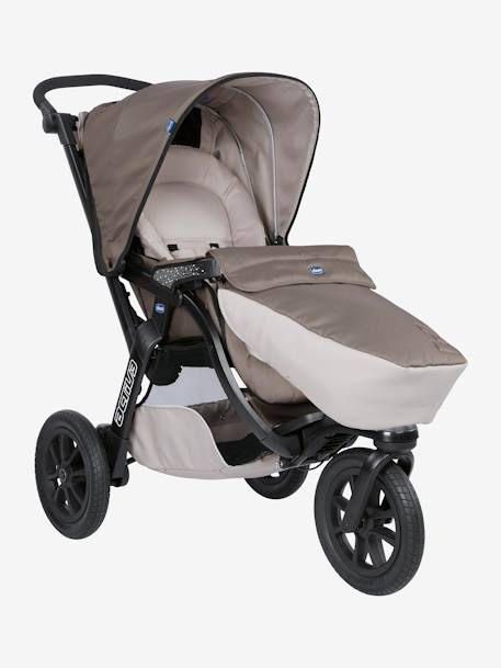 Kombi-Buggy ,,Trio Activ3 Top' CHICCO - dove grey+iron - 4
