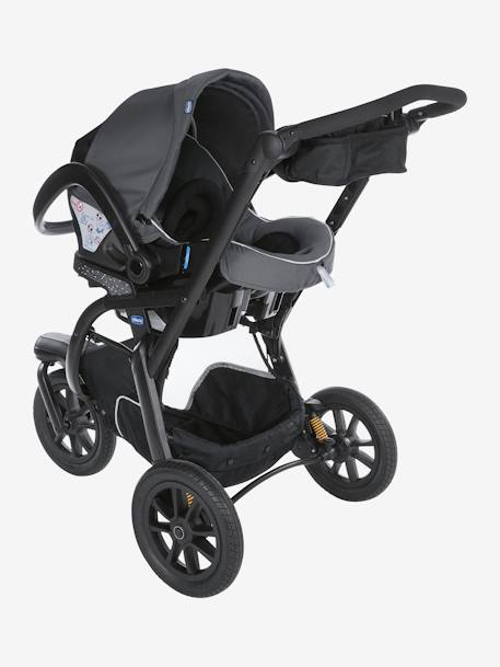 Kombi-Buggy ,,Trio Activ3 Top' CHICCO - dove grey+iron - 12