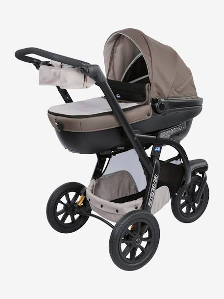 Kombi-Buggy ,,Trio Activ3 Top' CHICCO - dove grey+iron - 6