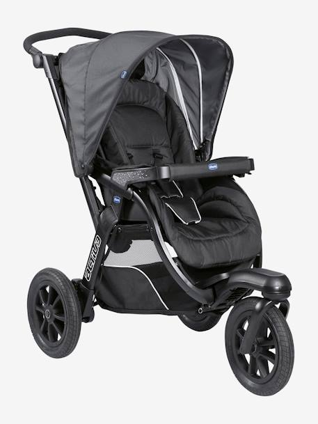 Kombi-Buggy ,,Trio Activ3 Top' CHICCO - dove grey+iron - 11