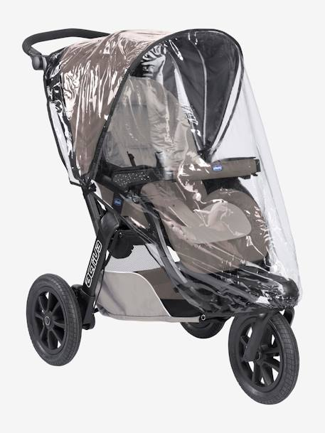 Kombi-Buggy ,,Trio Activ3 Top' CHICCO - dove grey+iron - 5