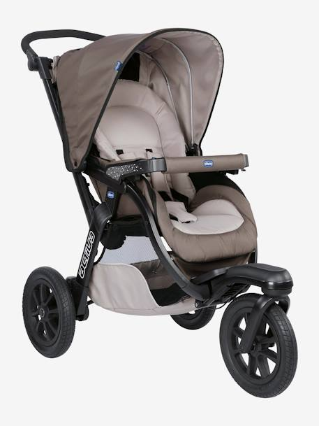 Kombi-Buggy ,,Trio Activ3 Top' CHICCO - dove grey+iron - 3