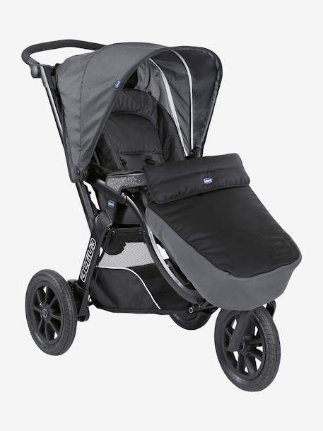 Kombi-Buggy ,,Trio Activ3 Top' CHICCO - dove grey+iron - 13