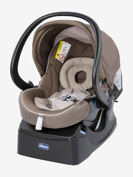 Kombi-Buggy ,,Trio Activ3 Top' CHICCO - dove grey+iron - 2