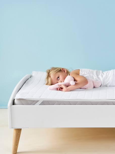 vertbaudet matratzen schonbezug f r babys und kinder in wei. Black Bedroom Furniture Sets. Home Design Ideas