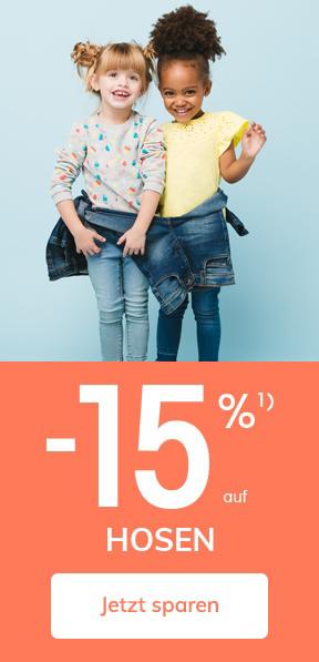 -15% auf Hosen