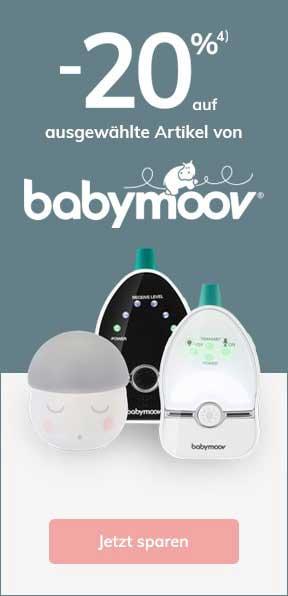 -20% auf ausgewählte Artikel von babymoov